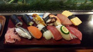 お食事メニュー寿司
