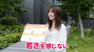 お腹痩せ【FIRAマッスルサプリ】街頭インタビュー10
